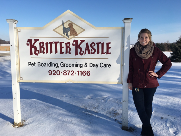 Kritter Kastle Dog Kennel, Per Boarding, Grooming, Day Care Green Lake WI